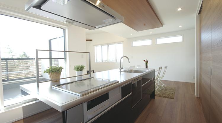 住宅メーカーに属するハーバーリフォームだから、デザイン性の高い大規模リフォームがご提案できます。
