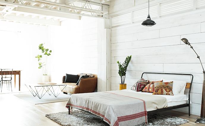 「今ある家具を活かしたい」「柱や梁に似合うコーディネートがしたい