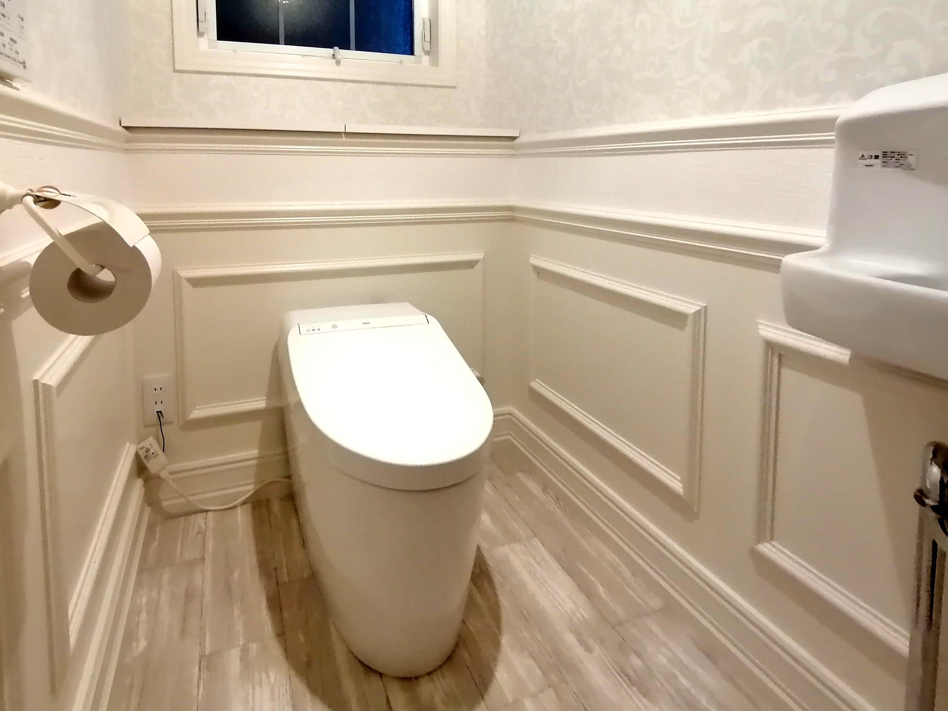 トイレの内装インテリア