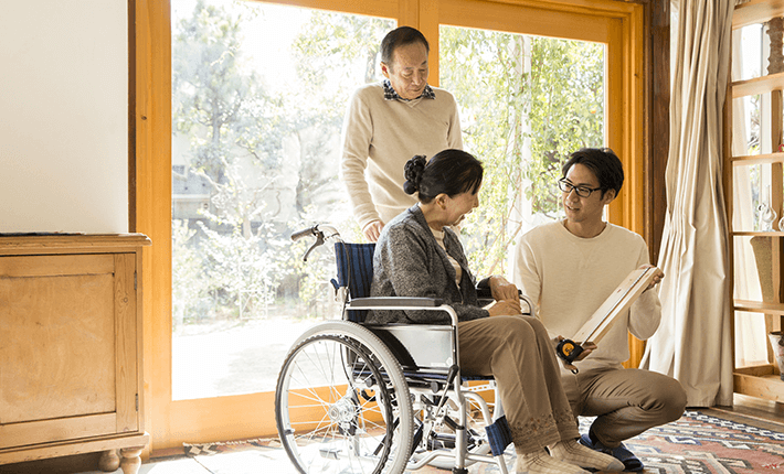 障がい者向け住宅リフォーム助成