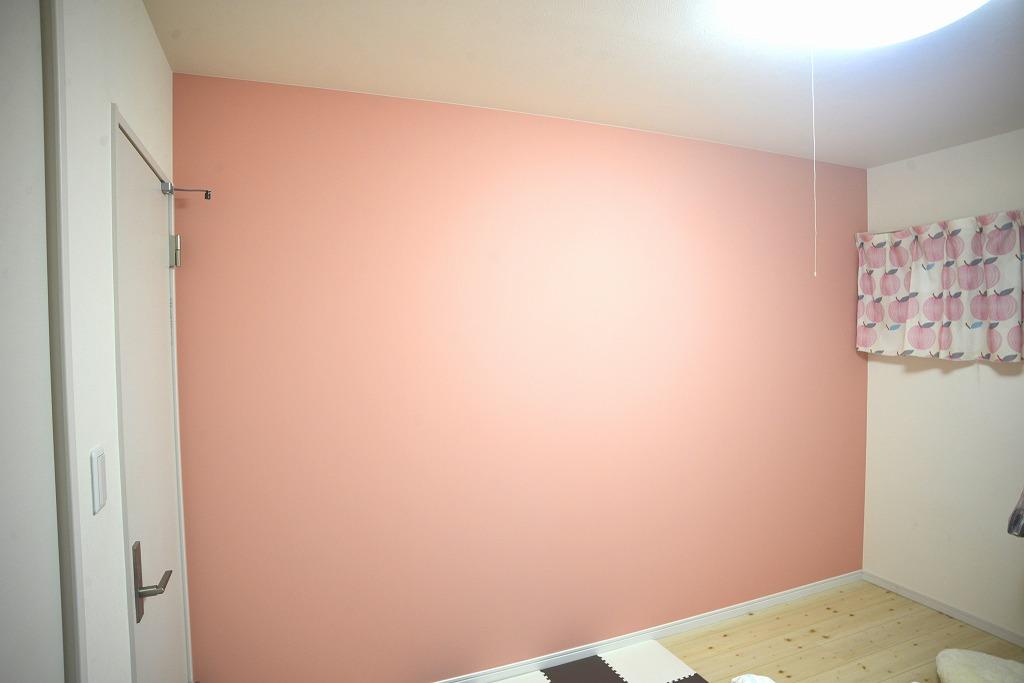 【子供部屋】間仕切り壁リフォーム