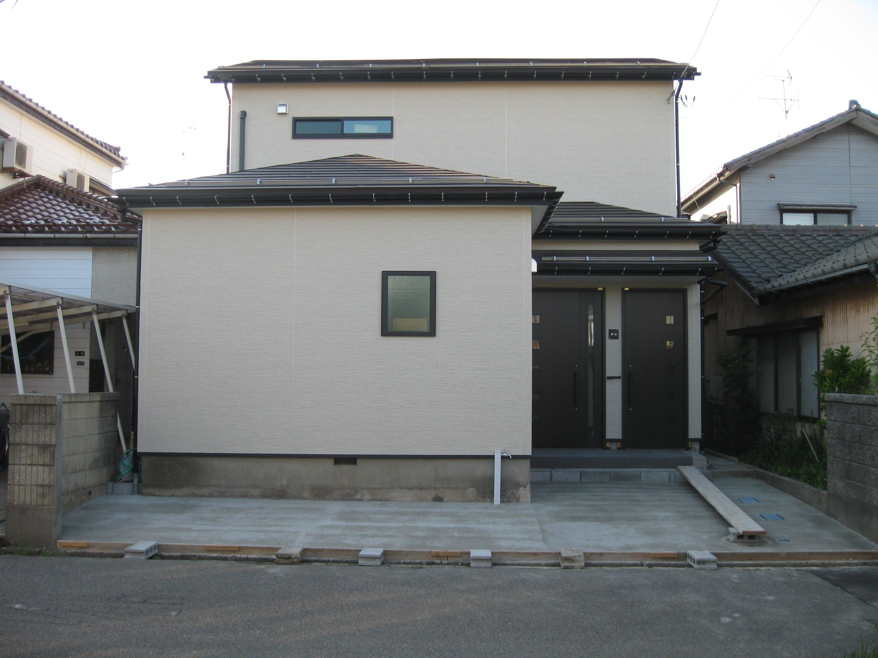 二世帯住宅リフォーム最終回 ―新潟市全面改修―